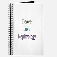 Nephrologist Gift Journal