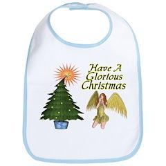 Glorious Christmas Bib