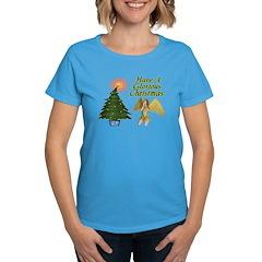 Glorious Christmas Women's Dark T-Shirt