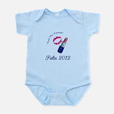 Sarah Palin 2012 Infant Bodysuit