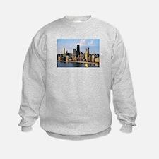 Chicago from Lake Shore Drive Sweatshirt