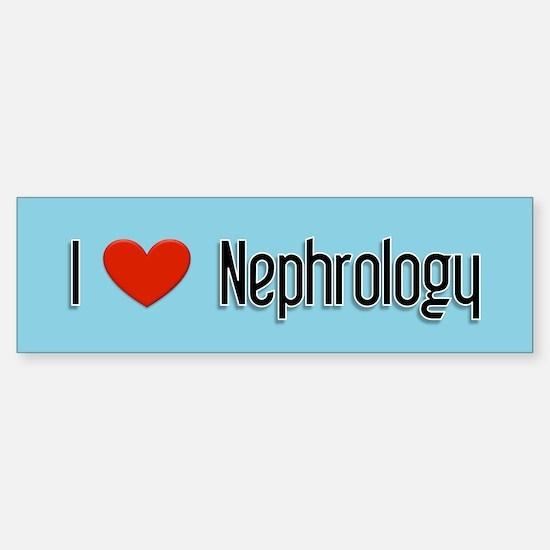 Nephrologist Gift Bumper Bumper Bumper Sticker