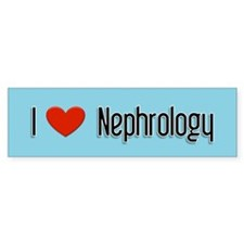 Nephrologist Gift Bumper Bumper Sticker