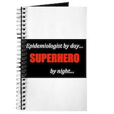 Superhero Epidemiologist Journal