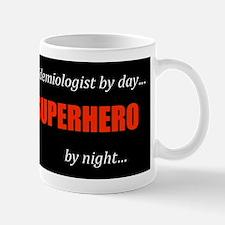 Superhero Epidemiologist Coffee Mug