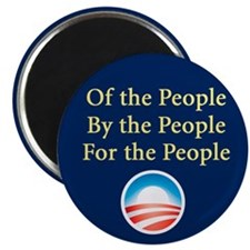 "Of the People: 2.25"" Magnet (10 pack)"