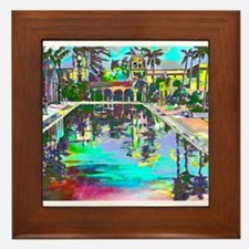 Unique Balboa Framed Tile