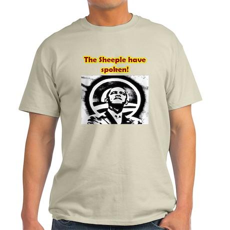 sheeple have spoken T-Shirt