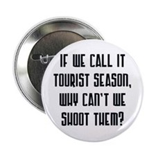Tourist Season Button