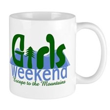 Mountain Girls Weekend Mug