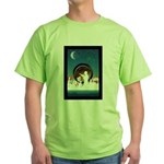 Yes We Can Speech Barack Obama Green T-Shirt
