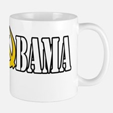 OBAMA - HAMMER AND SICKLE - C Mug