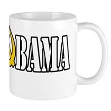OBAMA - HAMMER AND SICKLE - C Small Mug