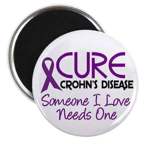 Cure Crohn's Disease 2 Magnet