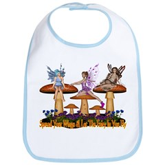 Fairy In You Bib