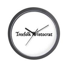 Treefolk Aristocrat Wall Clock