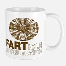 Farticle Acclerator Mug