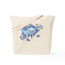 President Obama Blue 1 Tote Bag