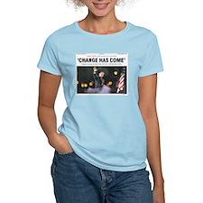 Obama: Change Has Come T-Shirt