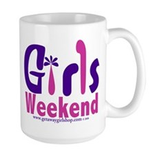 Girls Weekend in the Pink Mug