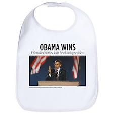 Obama Wins Bib