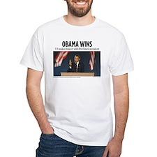 Obama Wins Shirt