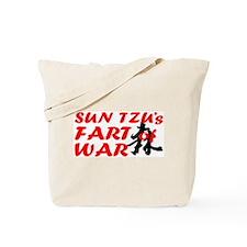 Fart of War Tote Bag