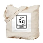 Seaborgium Tote Bag