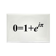 Euler Formula Rectangle Magnet (10 pack)