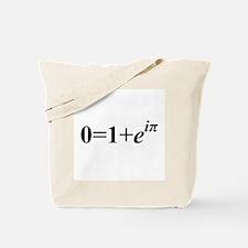 Euler Formula Tote Bag