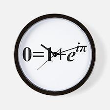 Euler Formula Wall Clock