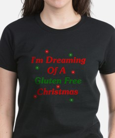 Dreaming Of A Gluten Free Christmas Tee