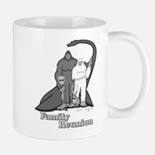 Bigfoot Family Reunion Mug