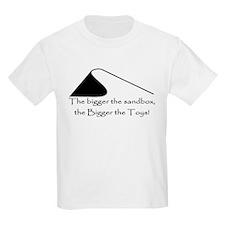 Bigger Sand Toys T-Shirt