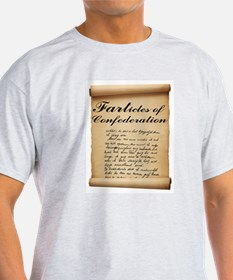Farticles of Confederation T-Shirt