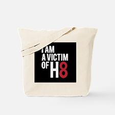 Cute Victim of h8 Tote Bag