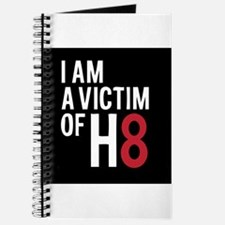Cute Victim of h8 Journal