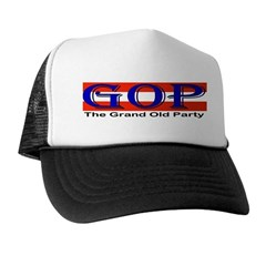 GOP Repulican Trucker Hat