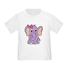 Cute Elephant T