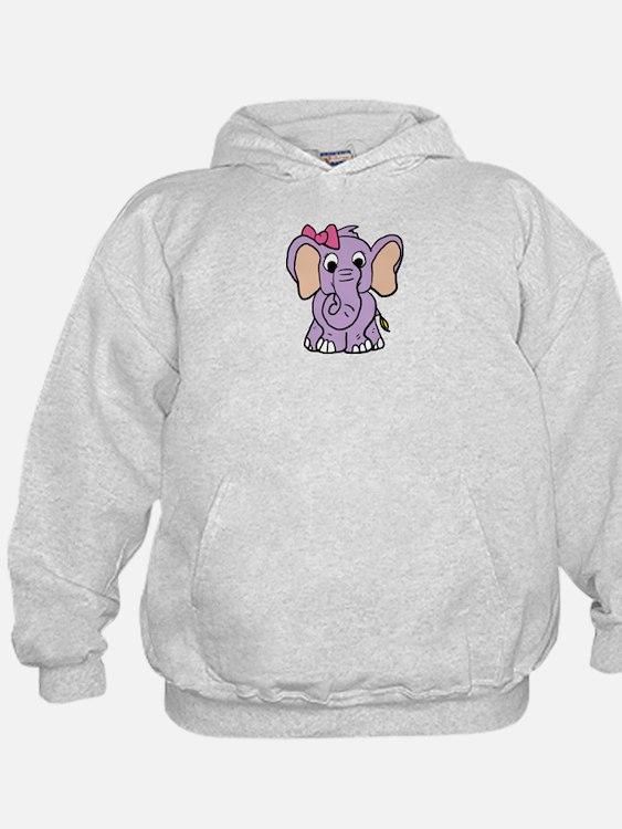 Cute Elephant Hoodie