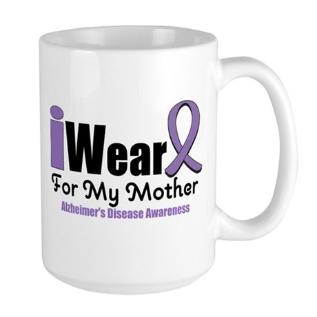Alzheimer's Mother Large Mug