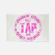 Tango Dance Club Rectangle Magnet (10 pack)