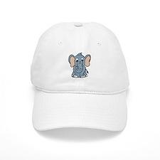 Cute Elephant Baseball Baseball Cap