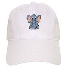 Cute Elephant Baseball Cap