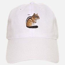 Ground Squirrel Chipmunk Baseball Baseball Cap