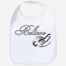 BELIEVE (SILVER BELL) Bib