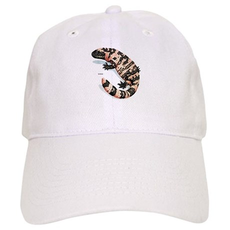 Gila Monster Lizard Cap