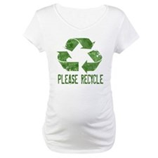 Please Recycle Grunge Shirt