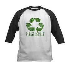 Please Recycle Grunge Tee
