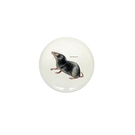 Short-Tailed Shrew Mini Button (10 pack)